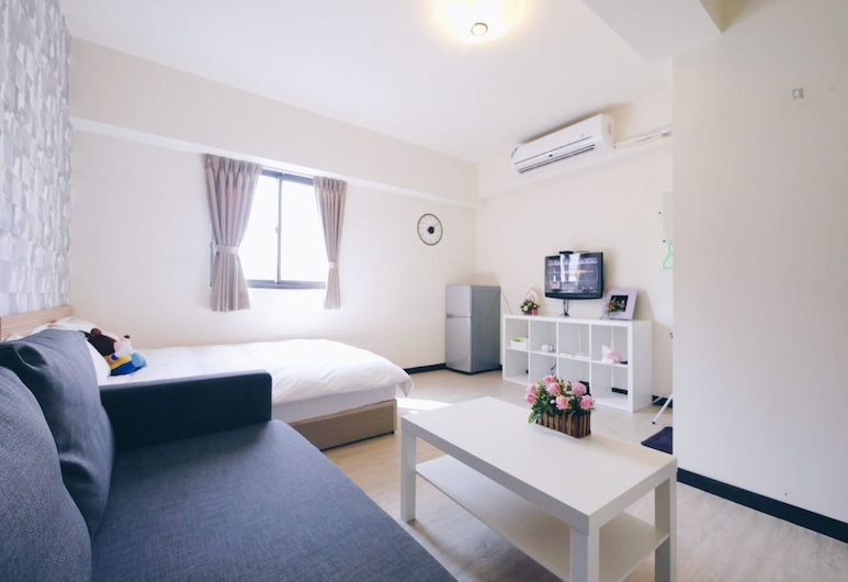 Loveplay House, Taichung, Basic Double Room, 1 Bedroom, Non Smoking, Guest Room