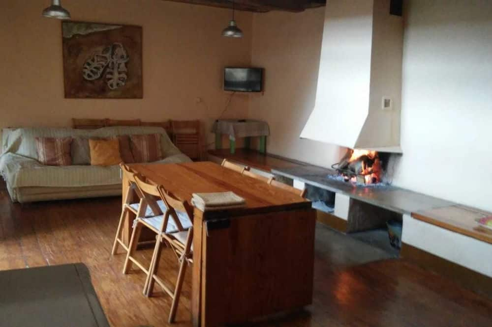 Hus, 3 soverom, ikke-røyk - Oppholdsområde