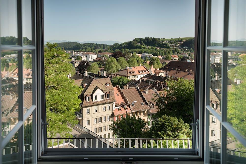 Deluxe tweepersoonskamer, niet-roken - Uitzicht op stad