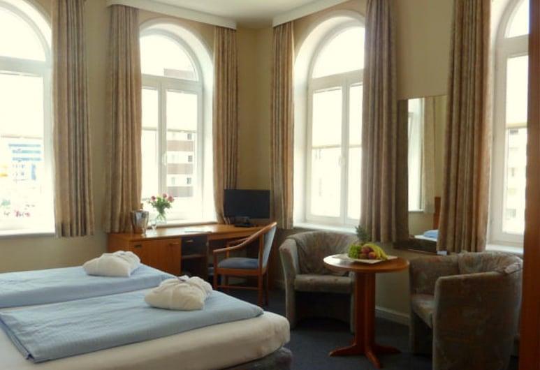 Marin Hotel Sylt, Sylt, Enkeltrom – basic, Utsikt fra gjesterommet