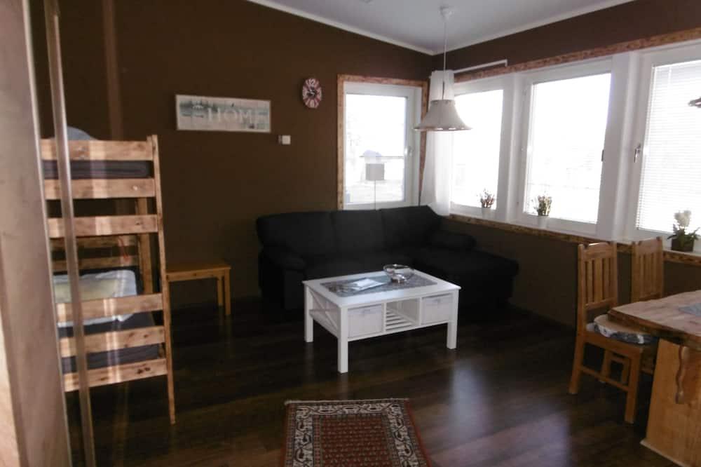 Romantic Apartment, 1 Bedroom - Living Area