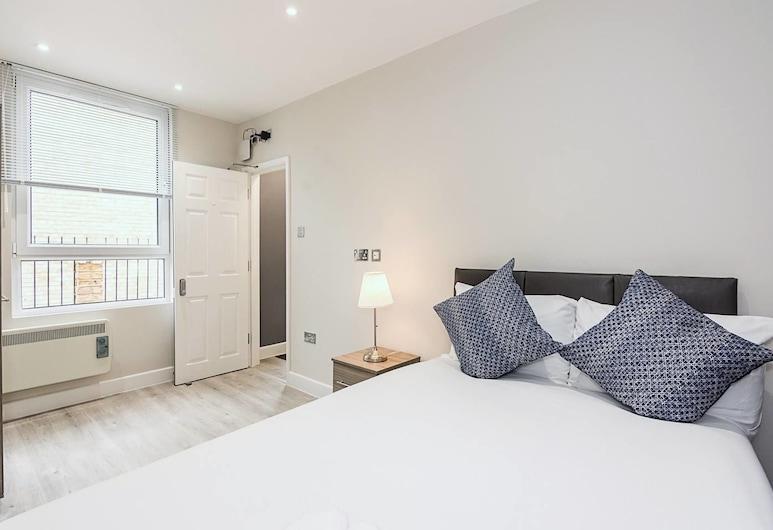 托尼比街 5 號華美客房酒店 - 近利物浦街, 倫敦, 單人房 (1 Bedroom), 客房
