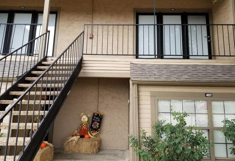 Cozy Mesquite Condo Apartment 1, Mesquite, Entrée de l'hébergement