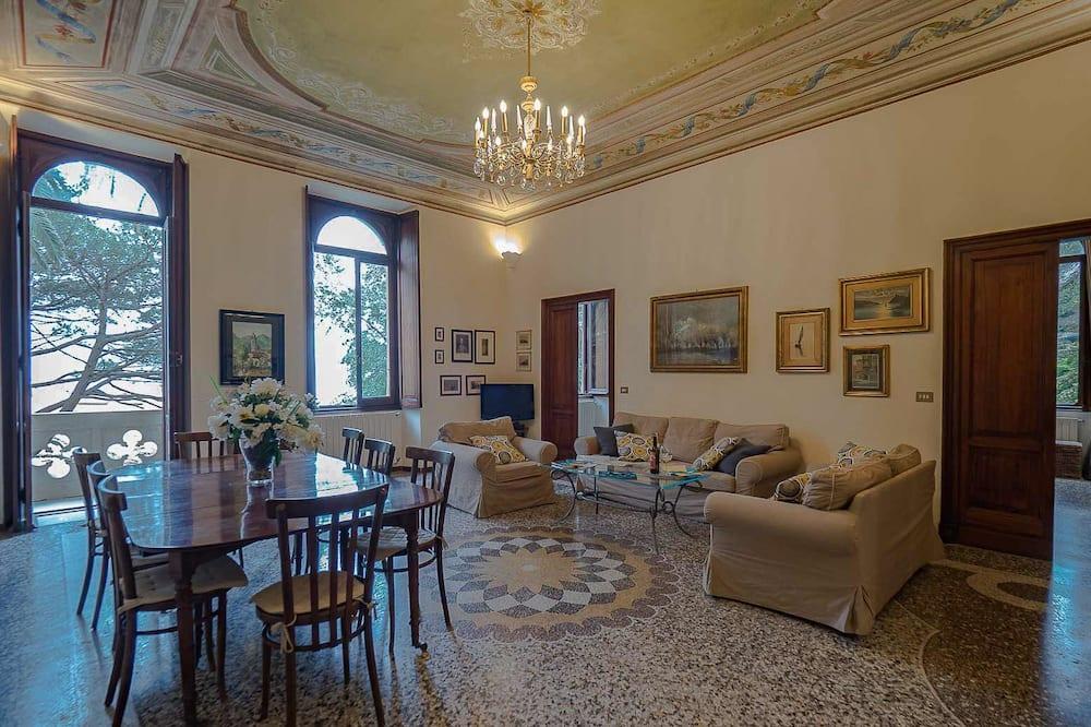 Luxury-Apartment, 5Schlafzimmer - Wohnzimmer