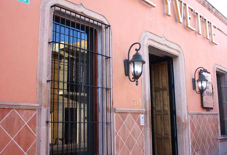 Hotel Yvette, León