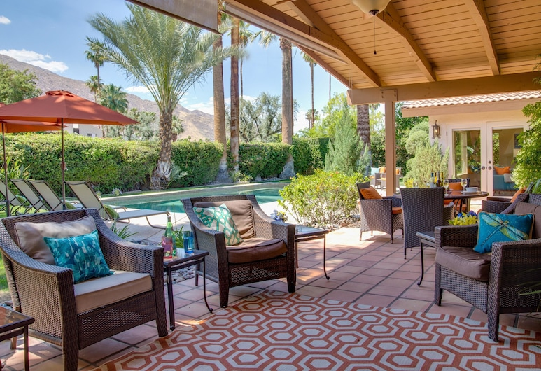 The Arbor at Deepwell Estates Holiday home 3, Palm Springs, Hus, Balkong
