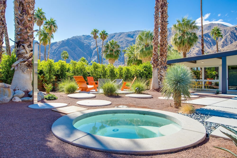 Nhà, Nhiều giường (Modern Monte Vista) - Bồn tắm spa ngoài trời