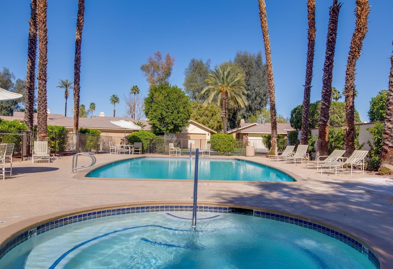 Desert Song at Monterey Country Club Apartment 2, Palm Desert, Apartment, Outdoor Pool