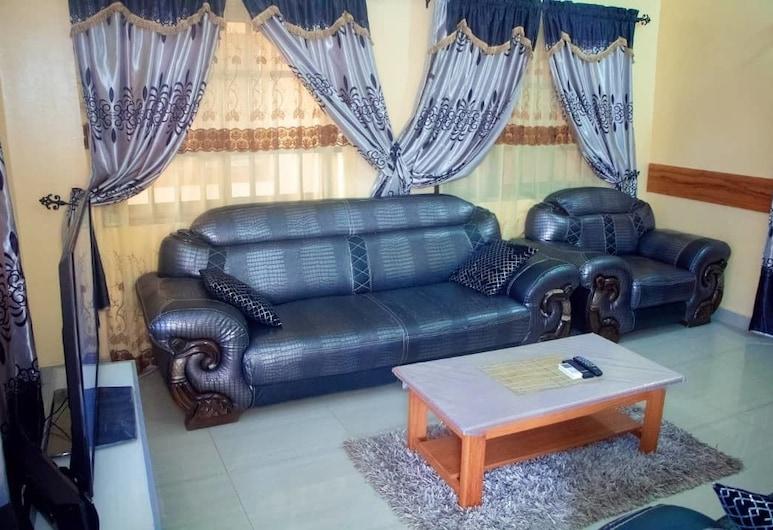 Tourbillon de fraîcheur, Abomey-Calavi, Classic Apartment, 2 Bedrooms, Living Area
