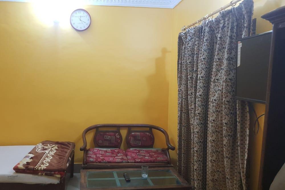 Quarto Duplo ou Twin Básico, 1 cama individual, Não-fumadores - Sala de Estar