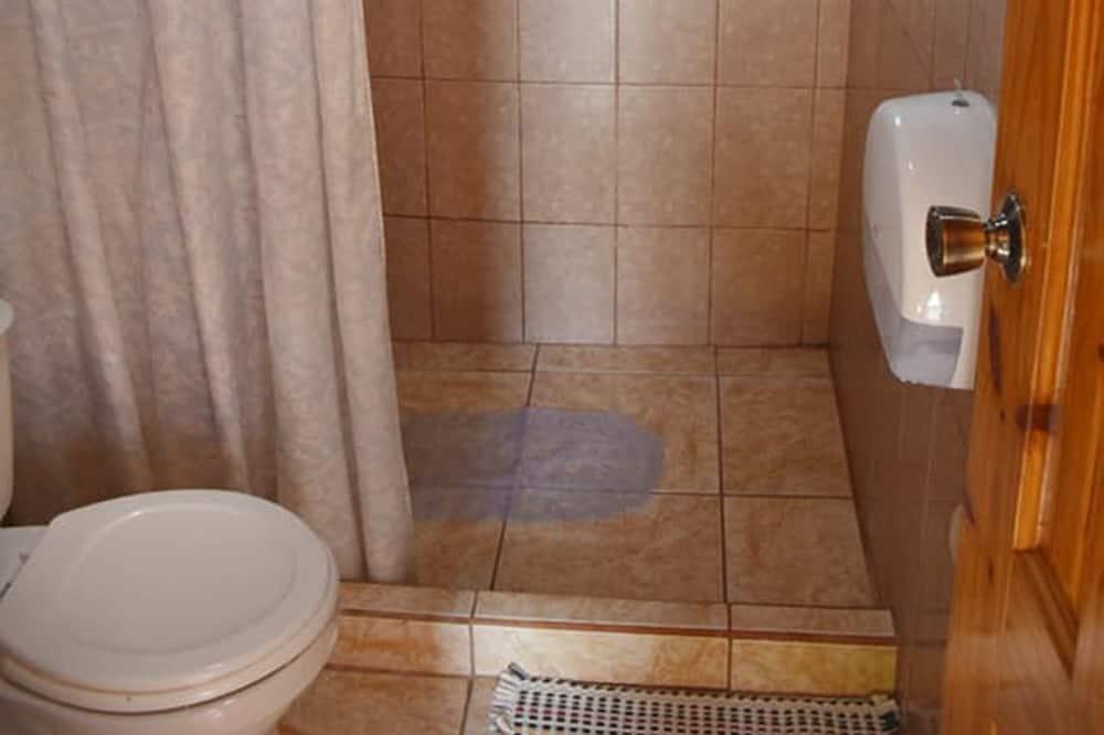 Comfort-Haus, 2Schlafzimmer - Badezimmer