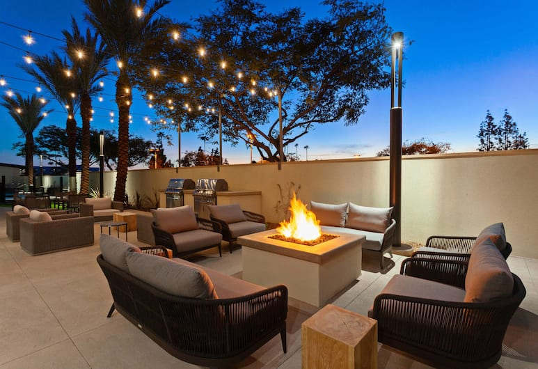 TownePlace Suites by Marriott San Diego Central, San Diego, Terrace/Patio