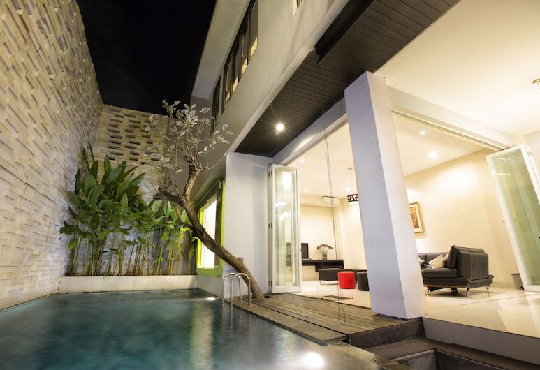 因庫塔住宅別墅飯店, 水明漾, 別墅, 2 間臥室, 客房景觀