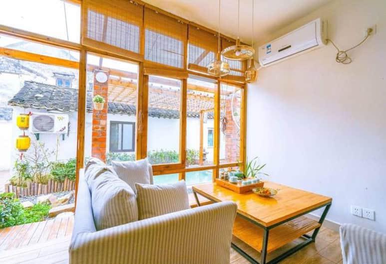 Yiyun Botique Inn Spa Yard Tongli, Suzhou, Suite, Soba za goste