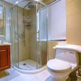 Klasikinio tipo dvivietis kambarys (2 viengulės lovos) - Vonios kambarys