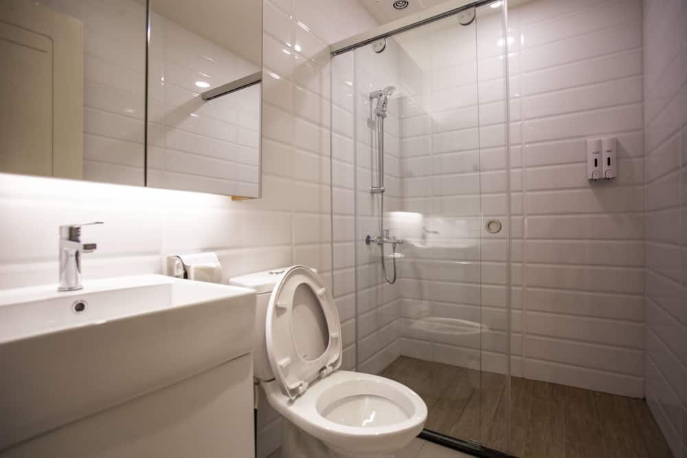 Habitación estándar doble, 1 cama doble, no fumadores - Cuarto de baño