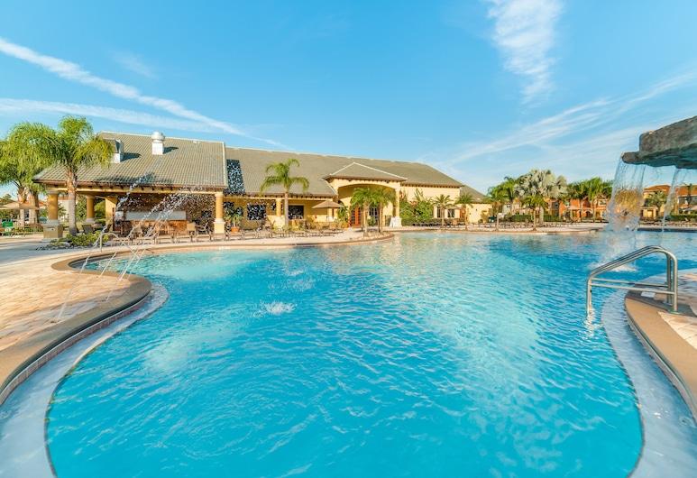 Ov3426 - Paradise Palms - 5 Bed 4 Baths Villa, Kissimmee, Gimnasio