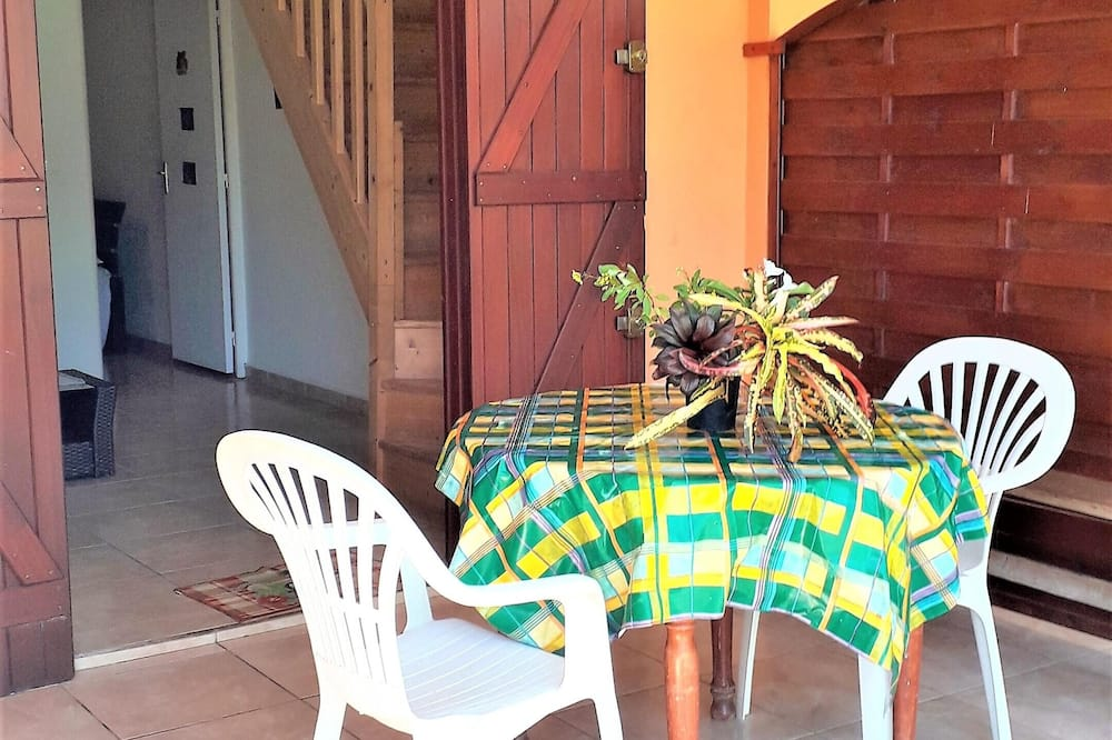 Apartment With 2 Bedrooms in Capesterre Belle Eau, With Enclosed Garden and Wifi - 8 km From the Beach