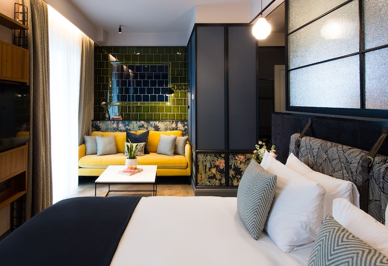 Clayton Hotel City of London, London, Suite – junior, Gjesterom