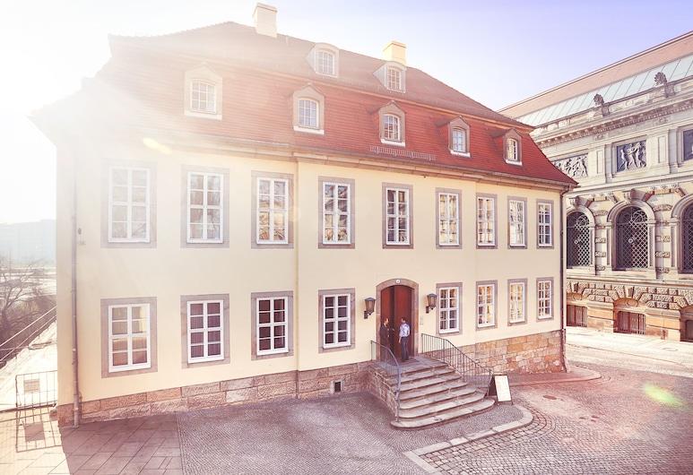Hofgärtnerhaus, Δρέσδη, Αίθριο/βεράντα