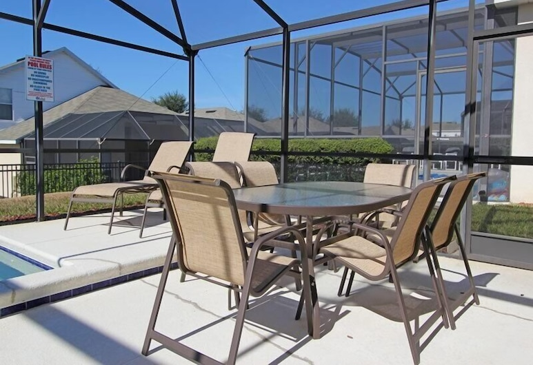 Ov2564 - Windsor Palms Resort - 4 Bed 2 Baths Townhome, Kissimmee