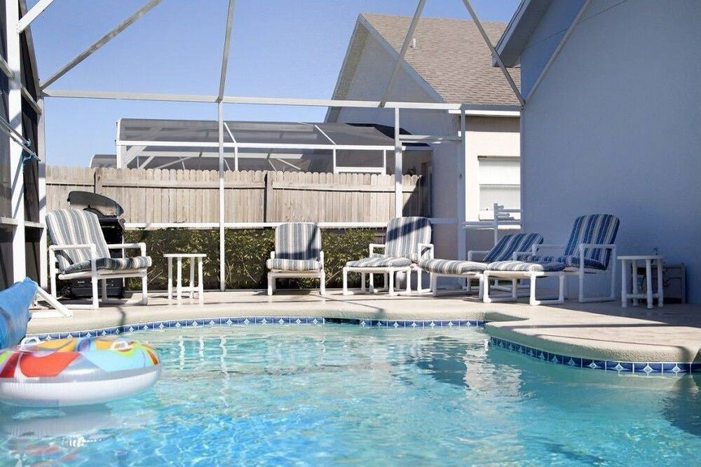Family Villa, Private Pool, Garden Area - Outdoor Pool