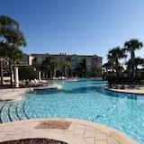 Family Villa, Hot Tub, Garden Area - Outdoor Pool