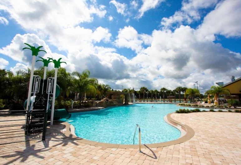 Ov4251 - Paradise Palms - 4 Bed 3 Baths Townhome, Kissimmee