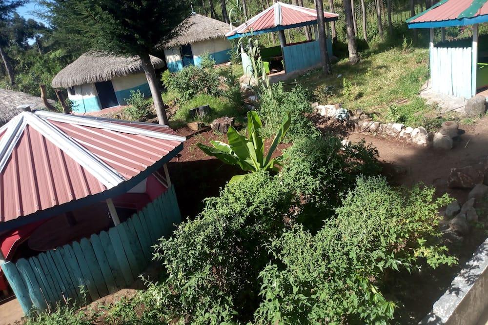 Habitación tradicional con 1 cama doble o 2 individuales (Josslyn Hay) - Vista al jardín