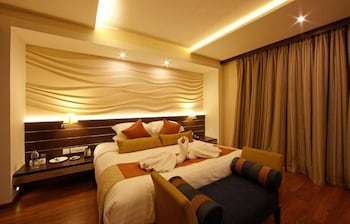 Slika: Saravana's Golden Fruits Business Suites ‒ Chennai