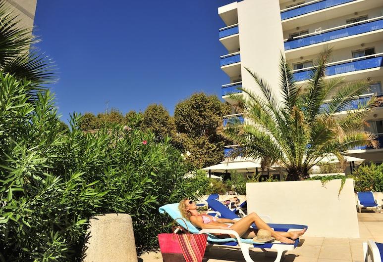 Appart'hotel Goelia Sun City, Montpellier, Solarium