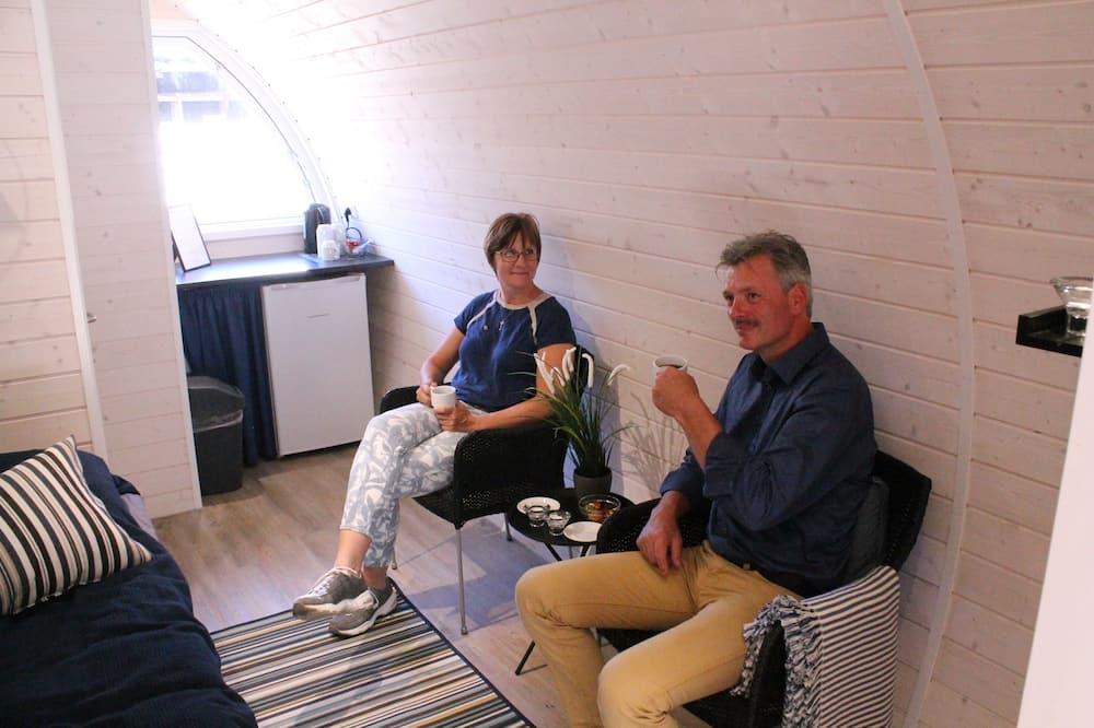 Family Cabin - Living Room