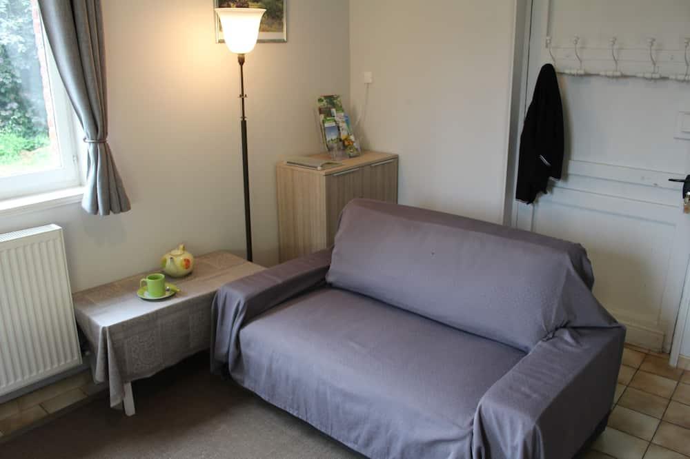 Κατάλυμα σε Αγροικία, 1 Διπλό Κρεβάτι, Μη Καπνιστών - Περιοχή καθιστικού