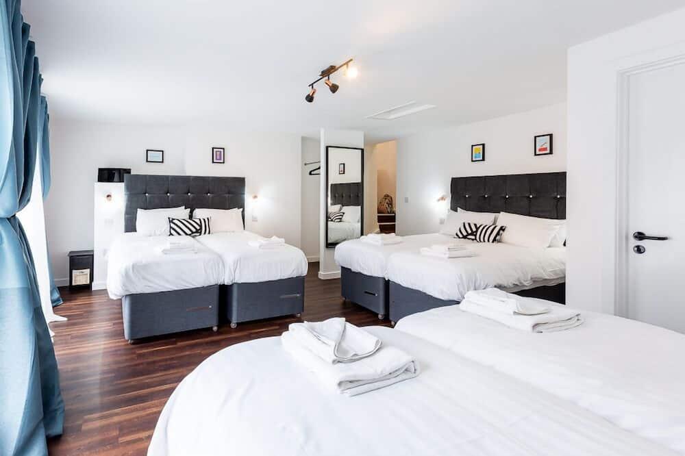 Apartmán, súkromná kúpeľňa (The Loft Penthoose) - Izba