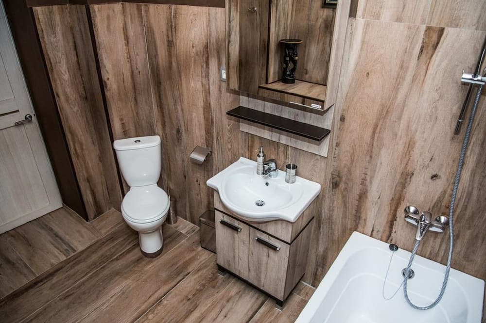 經典雙人房 (Art Room) - 浴室