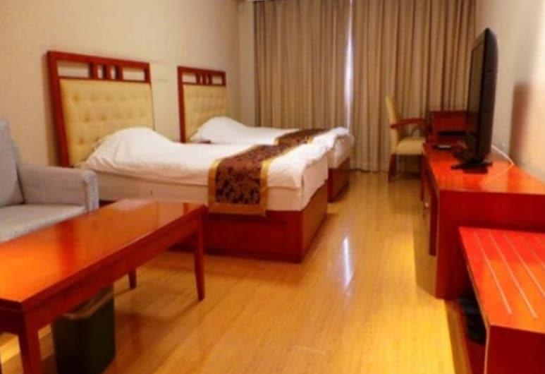 San-Francisco Hotel, Beijing, Twin Room, Guest Room