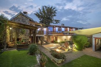在瓦斯科德奥坎波的蓝色华斯卡家庭旅馆照片