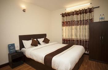 加德滿都OYO 200 西藏和平旅館的圖片