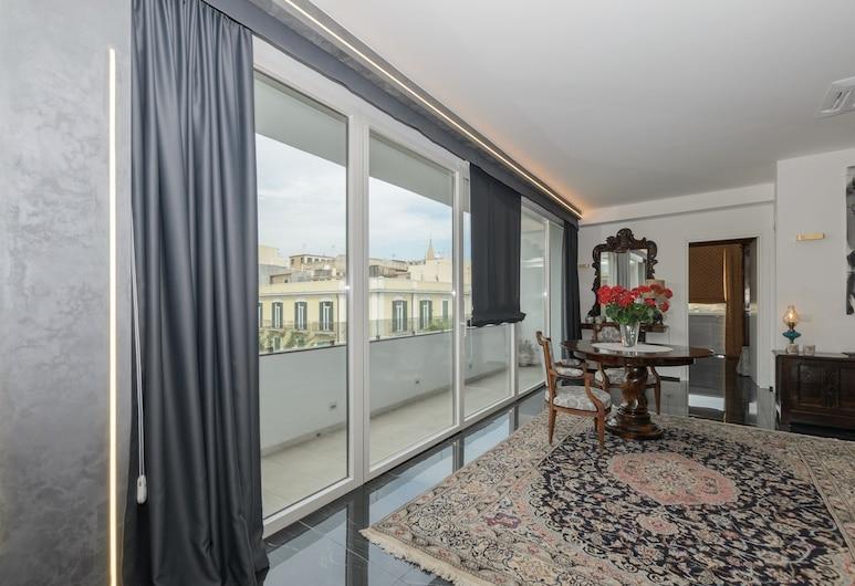 Residence CineApollo, Messina, Suite (Fellini), Balkon