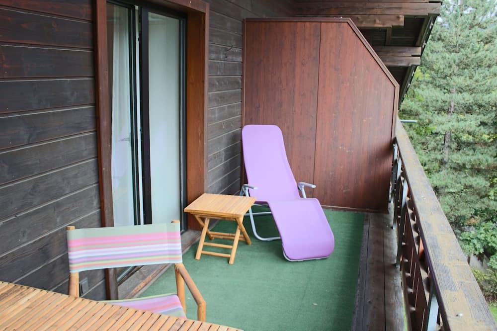 Стандартне кондо, багатомісний номер, для некурців, з балконом - Балкон