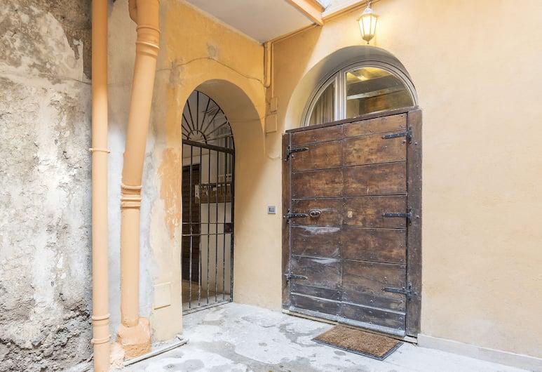 Canova Artist's Loft, Rome, Apartment, 1 Bedroom, Street View