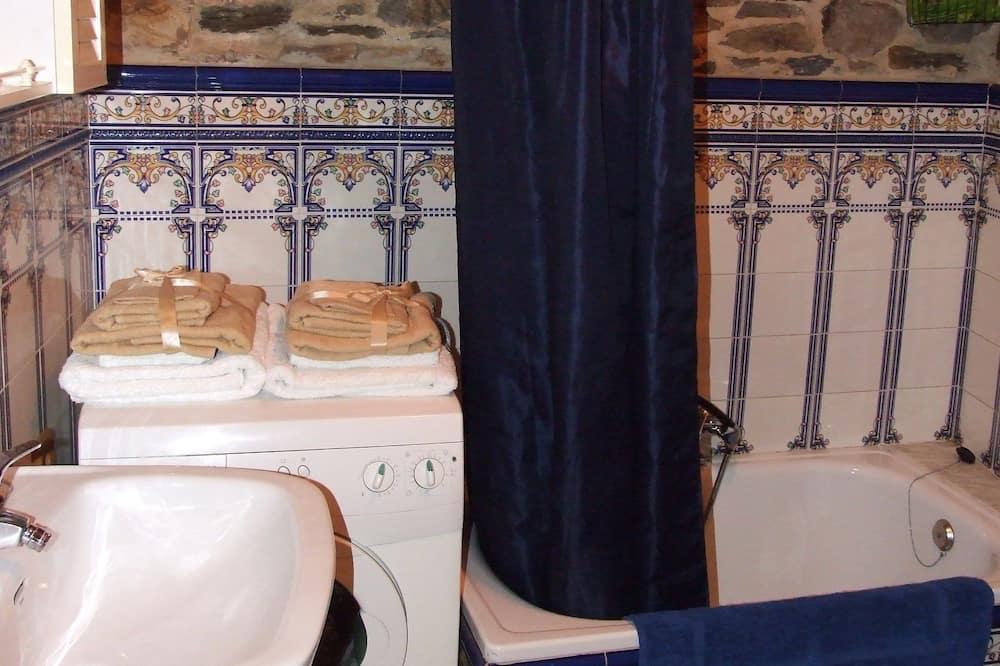 Casa, 2 Quartos, Não-fumadores - Casa de banho