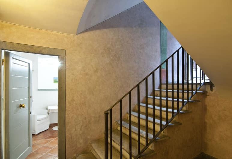 賈尼科洛迷人公寓酒店, 羅馬, 樓梯