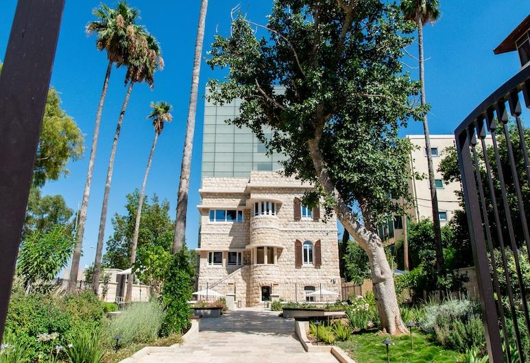 The Schumacher Hotel Haifa, Haifa, Hotelfassade