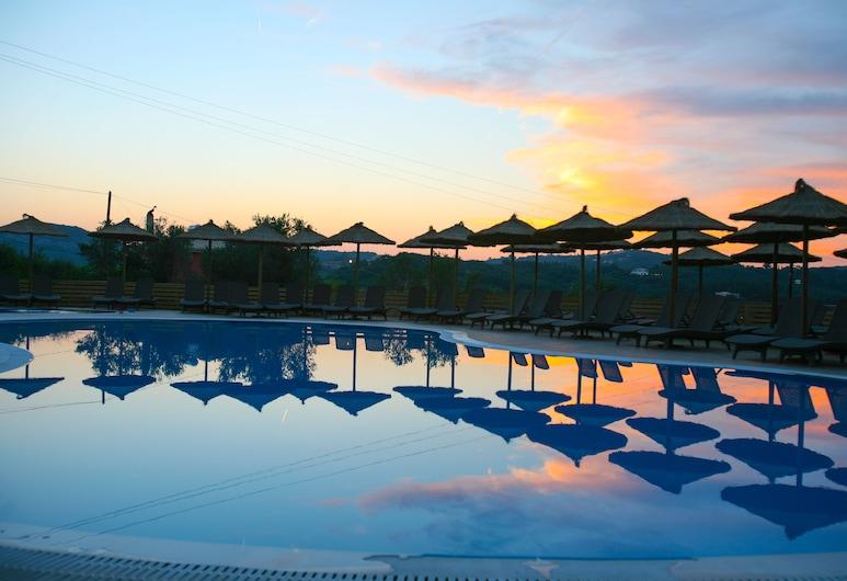세인트 조지 팰리스 호텔 - 올 인클루시브, 코르푸, 야외 수영장