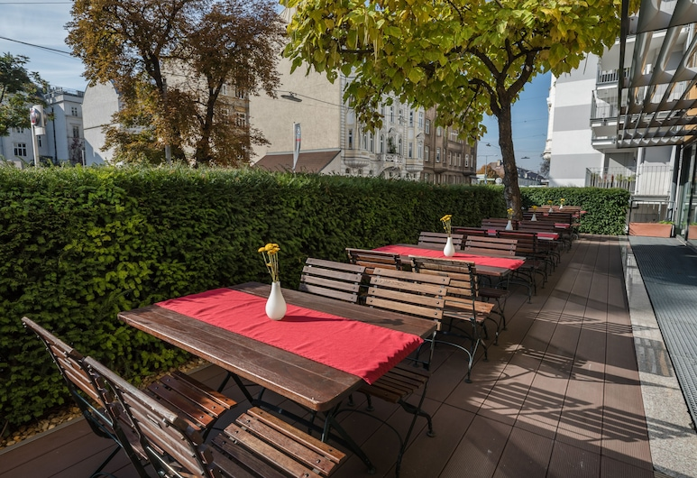 Austria Trend Hotel Zoo, Wien, Terrasse/Patio