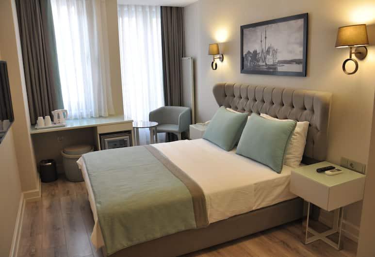 Centrum Suites İstanbul, Istanbul, Enkeltrom – superior, Gjesterom