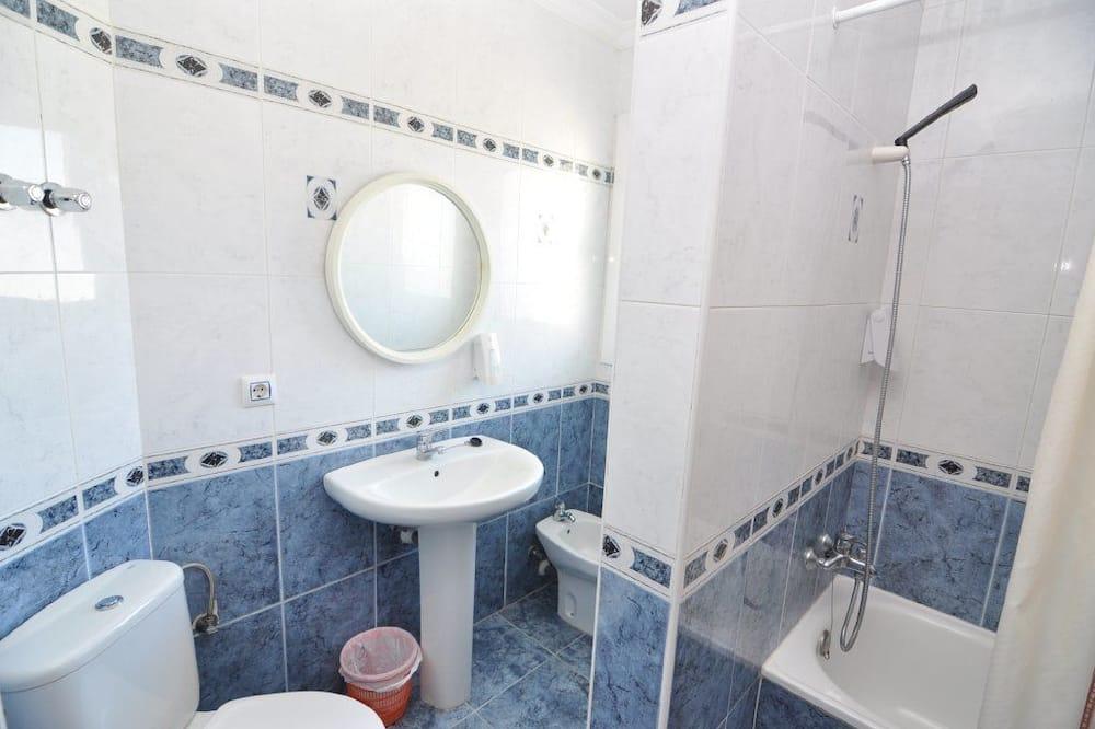 標準客房, 1 張標準雙人床, 非吸煙房 - 浴室
