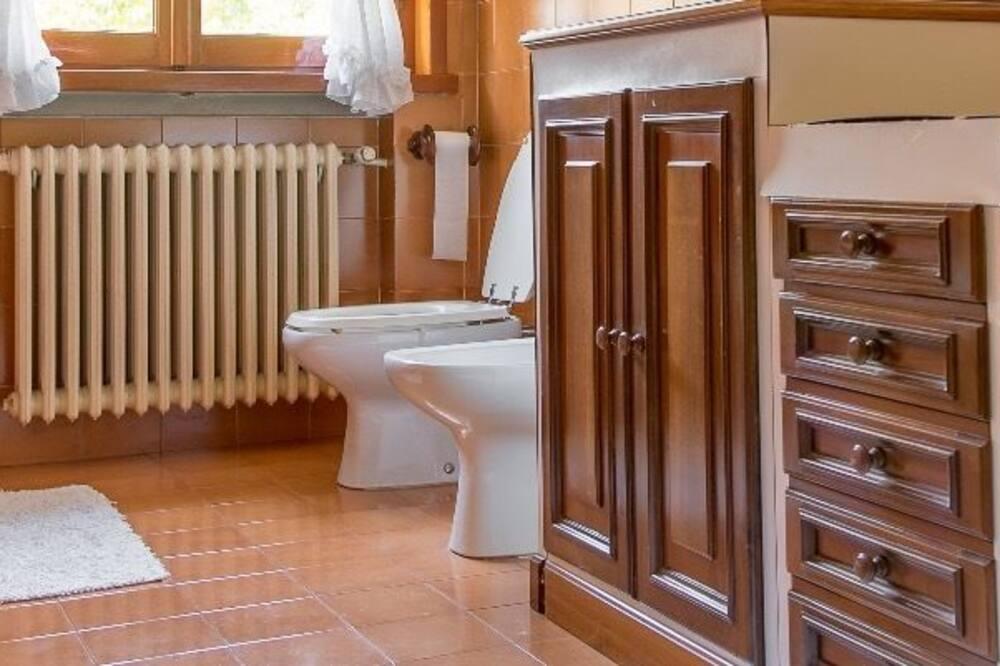 Twin kamer, 2 eenpersoonsbedden, niet-roken - Badkamer