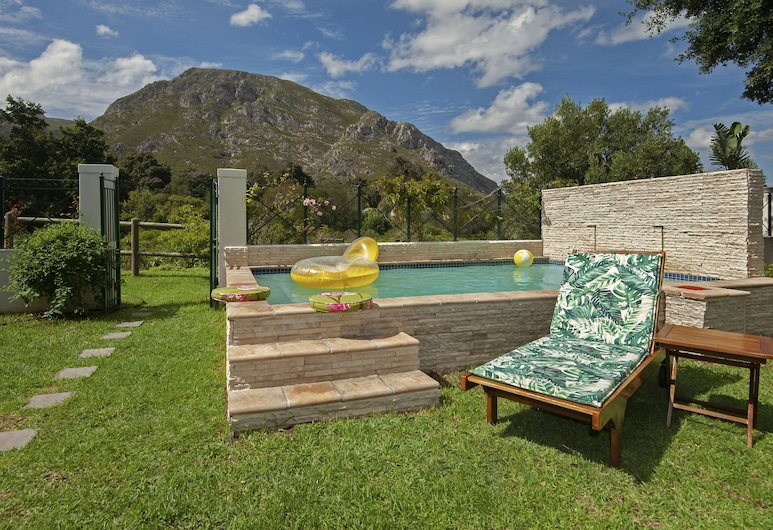 Malayla Guesthouse - Adults Only, Hermanus, Výhled na hory